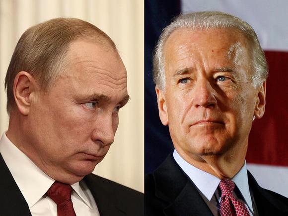 Байден с Путиным в глазах: Time удивил новой обложкой (фото)