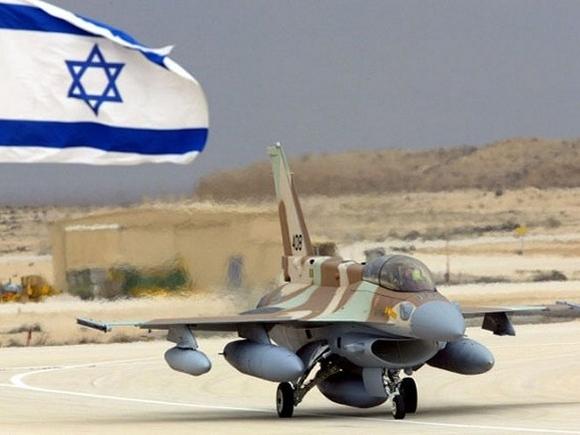 Армия Израиля ударила по Сирии в ответ на запуск ракеты