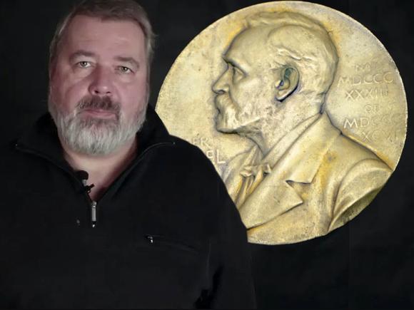 Запад поощрил Муратова шоколадкой: за что на самом деле главред «Новой газеты» получил Нобелевку?