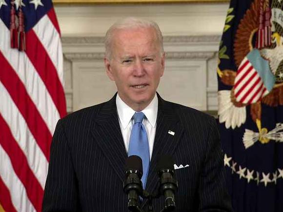 Байден: США работают с Палестиной и Израилем над прекращением конфликта в регионе