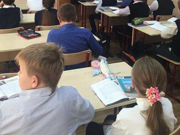 Сейчас будем трахать училку: в школе Таганрога третьеклассник на уроке обматерил и замахнулся на педагога
