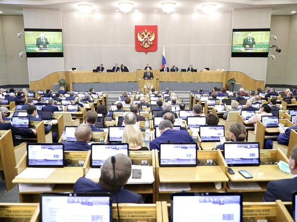 В ЦИК обнародовали данные о распределении мест в Госдуме