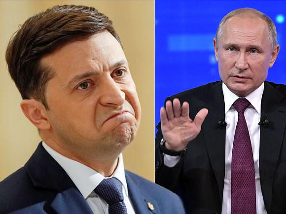 Мяч на российской стороне: в Киеве заявили, что для встречи Путина и Зеленского нет преград