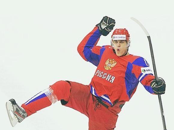 У российского хоккеиста Евгения Малкина нашли гражданство США