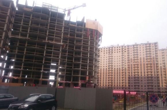 Жилищное строительство в России увеличилось в марте и за I квартал