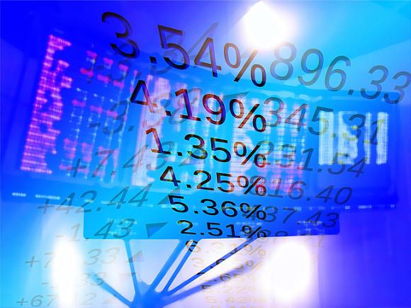 Российский рынок акций открылся в миноре