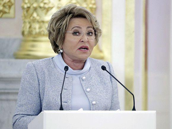 Матвиенко: Россия раньше других вступит в новое постковидное время