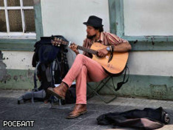 Депутат разработал правила для петербургских уличных музыкантов