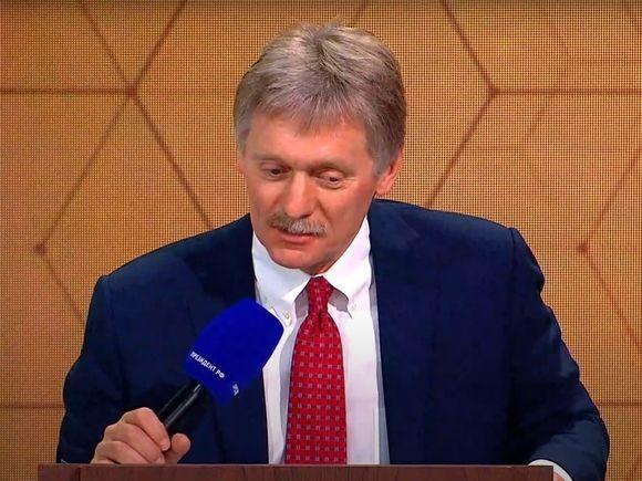 В Кремле назвали меткими слова Лаврова о тупой политике США