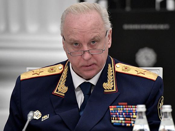 Глава СК Бастрыкин потребовал пересмотреть в сторону ужесточения приговор участнику митинга в Петербурге