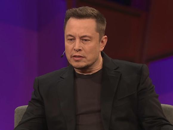 Илон Маск за один день потерял $14 млрд