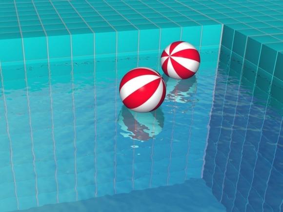 Собянин открыл пляж с бассейнами на набережной Северного речного вокзала