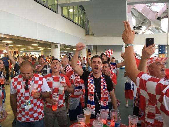 Хорватия не позволила России возглавить таблицу отборочной группы ЧМ-2022 по футболу