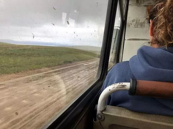 В Хабаровском крае двенадцать человек пострадали при опрокидывании автобуса