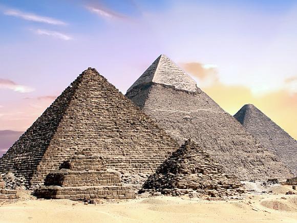 Археологи обнаружили в песках Египта город, затерянный 3000 лет назад