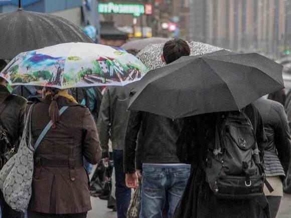 В Петербурге вслед за штормовой пятницей ожидается дождливая суббота