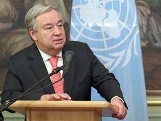 Секретариат ООН из-за коронавируса будет работать дистанционно до конца апреля