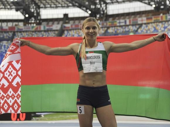 Пока Тимановская находилась между Веной и Варшавой, ее уволили из Центра олимпийской подготовки (видео)
