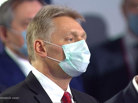 «Тотальный нигилизм»: в Кремле поддержали мнение главы Роспотребнадзора о ковидных антирекордах в России