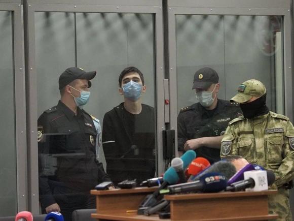 Life: Казанский убийца сдал экзамен по стрельбе только со второго раза