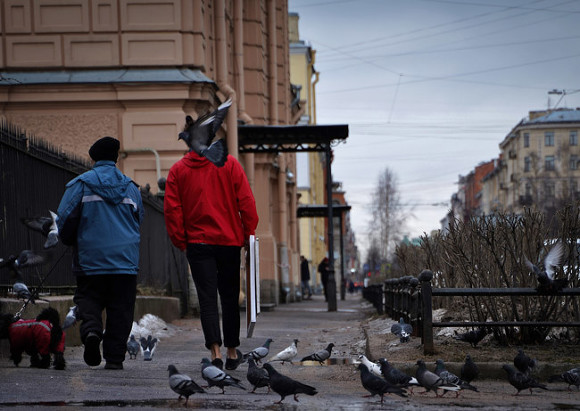 Росстат: Естественная убыль населения России за январьапрель выросла почти в два раза
