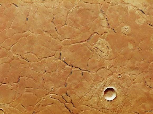 Американский ровер Perseverance прислал с Марса цветные фотографии