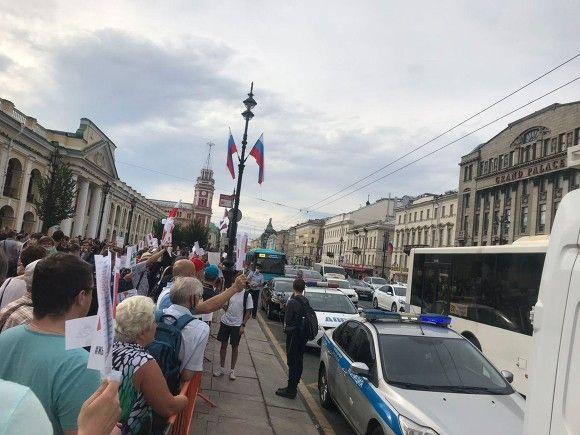 Фото ИА  Росбалт , Анжела Патракова