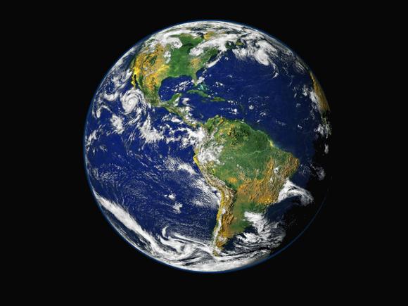 Эволюция Земли за 40 секунд: геофизики представили уникальное видео