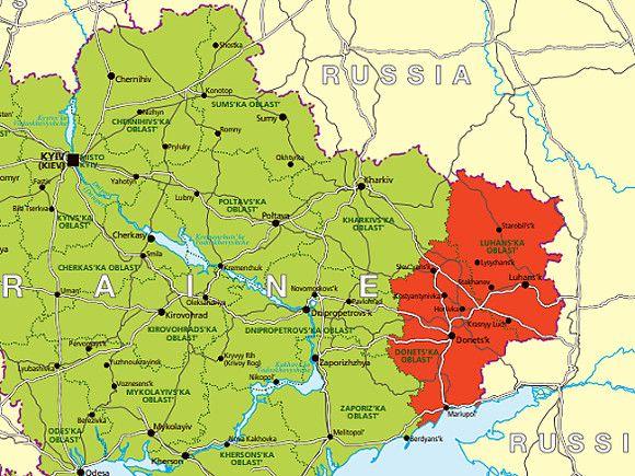 В Киеве обвинили РФ в «развязывании войны» в Донбассе и назвали ВСУ «настоящим щитом Европы»