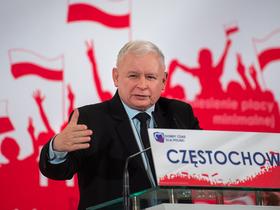 Последний бой Качиньского?