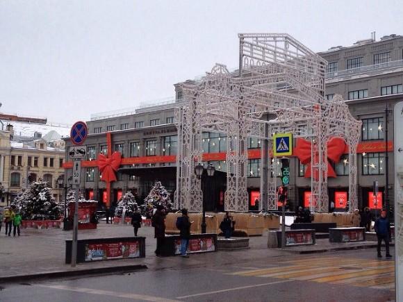 Прошедшая ночь оказалась самой теплой в Москве за эту зиму