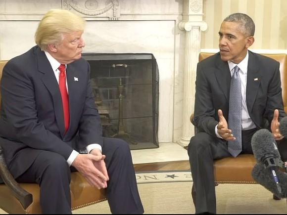 Обама раскритиковал Трампа за уклонение от налогов