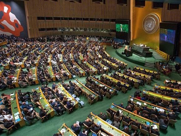 Пять участников ООН блокировали российскую резолюцию по борьбе с коронавирусом