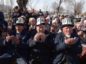 Киргизия становится «ханством»
