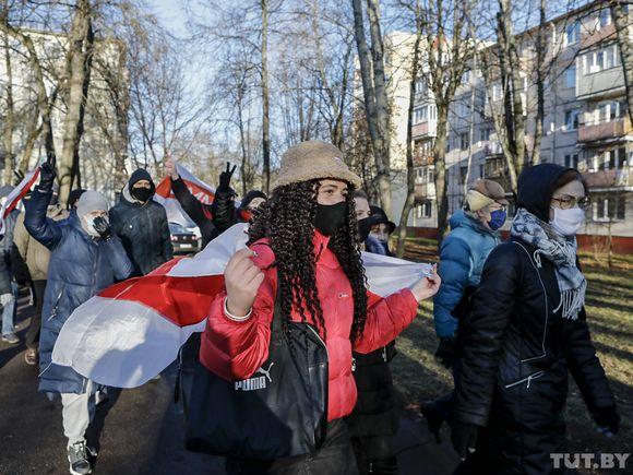 В Белоруссии суд огласил приговор по делу студентов