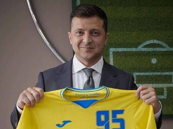 Зеленский: выход украинской сборной в 1/8 финала Чемпионата Европы по футболу 2020 является заслуженным