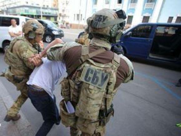 СБУ задержала «агента ФСБ» и обвинила его в госизмене