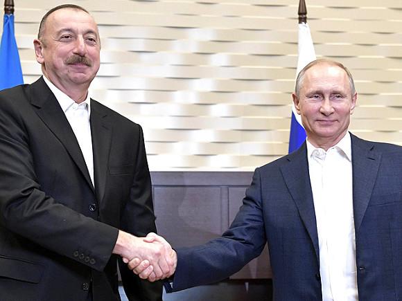 Алиев поспорил с Пашиняном по поводу Карабаха