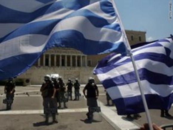 Экономика Греции рухнула в 2020 году более чем на 8%