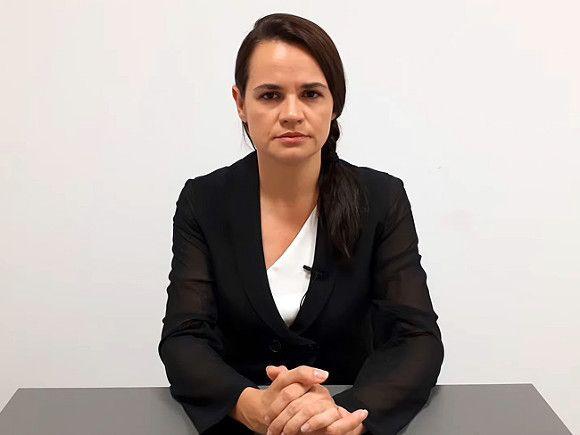 Тихановская призвала частный бизнес присоединиться ко всеобщей забастовке