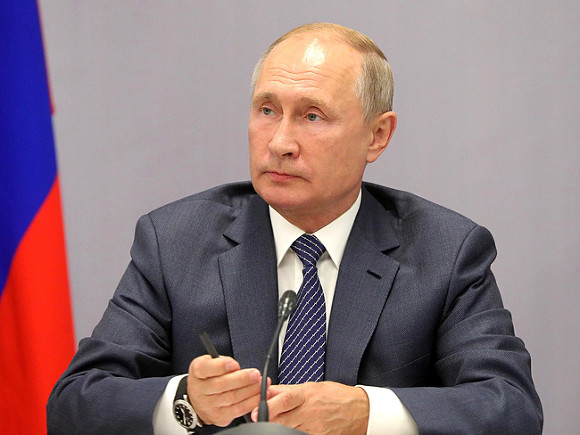 Путин пообщается с выдающимися выпускниками ВГИК