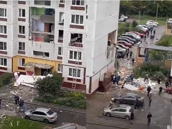 После взрыва газа в Ногинске объявили траур